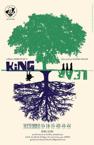 Gwinnett Classic Theatre Presents KING LEAR