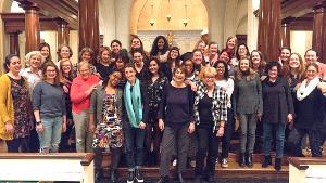 Melodia Women's Choir Of NYC Presents TO DREAM A WORLD