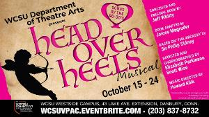 WCSU To Stage Live Performances Of HEAD OVER HEELS