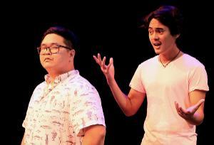 Paliku Theatre Presents ORIENTAL FADDAH AND SON