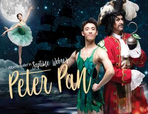 Join Alberta Ballet On A High-flying Family Adventure To Neverland This Spring