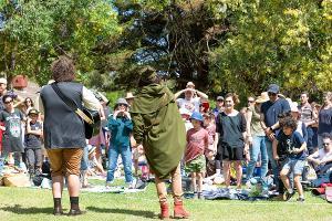 Playhouse Pantomimes's ROBIN HOOD Returns To Montsalvat