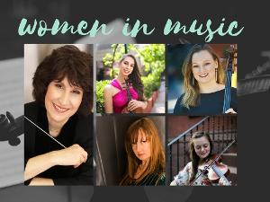 SOMA Celebrates WOMEN IN MUSIC With Virtual Chamber Music Concert From SOPAC And The Woodland