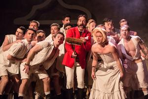Sasha Regan's All-Male THE PIRATES OF PENZANCE Opens This Weekend