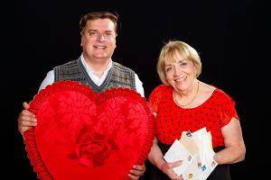 The Center for Visual and Performing Arts Presents Performance Of LOVE LETTERS Benefiting The Caring Place Of NWI