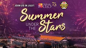 Pittsburgh CLO Announces SUMMER UNDER THE STARS 75th Anniversary Season At Heinz Field