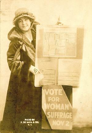 Norman Rockwell Museum Presents 'Rose O'Neill: Artist And Suffragette'