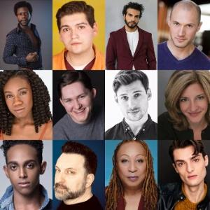 Antwayn Hopper, Michael Joseph Murray and More From SECRET IDENTITY Cast to Reunite for Virtual Benefit Reading