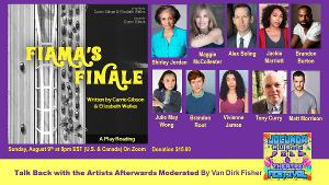Carrie Gibson's FIAMA'S FINALE to be Featured in The JOCUNDA FESTIVAL'S Virtual Play Reading Series