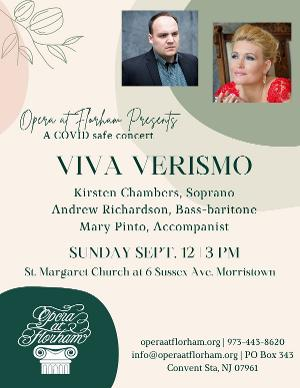 Opera At Florham Presents Viva Verismo: Exploring The Realness In Opera