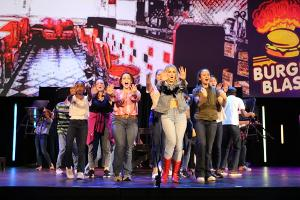 New Paradigm Theatre's FOOTLOOSE Production Donates Over 600 Pairs Of Shoes To Souls4Souls