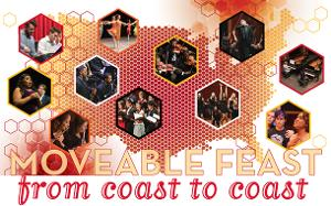 CCM's Moveable Feast Makes Virtual Debut