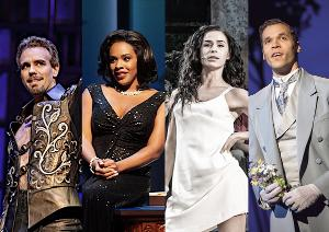 Casting Complete For HAMLET  Concert Starring Jordan Donica, Adam Pascal, Samantha Pauly, and Bryonha Marie Parham