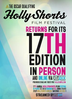 Oscar-Qualifying HollyShorts Film Festival Announces Dates For In-Person Celebration