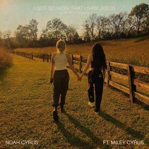 Noah Cyrus Releases 'I Got So High That I Saw Jesus'