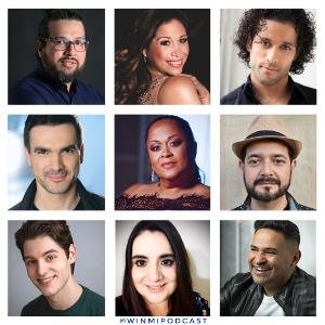 Bianca Marroquín, Jaime Lozano, Dan Domingues and Others Share Their Stories On WHY I'LL NEVER MAKE IT Podcast