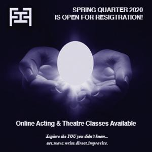 Online Classes Available At Freehold Theatre This Spring