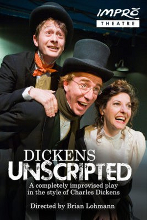 Impro Theatre's DICKENS UNSCRIPTED Comes to North Coast Rep