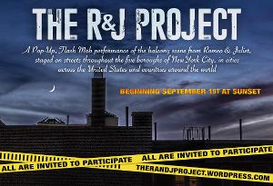 Flash Mob Announced as Part of THE R&J PROJECT