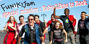 FunikiJam Returns To The Off Broadway Stage With SPECIAL MISSION: BABY LIKES TO ROCK!