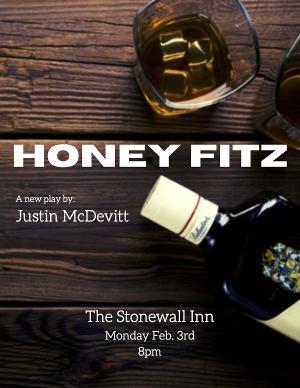 Jessica Harika Returns Upstairs @ The Stonewall Inn To Direct HONEY FITZ