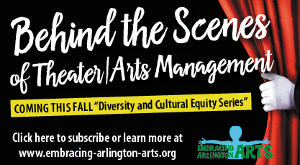 Embracing Arlington Arts Launches DIVERSITY AND CULTURAL EQUITY Podcast Series