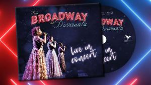 Från Broadway To Duvemåla Will Be Available on CD