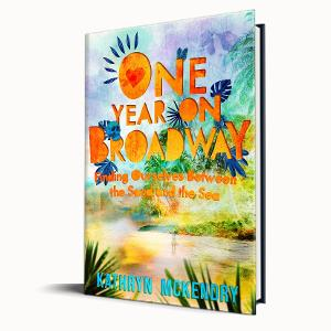 ONE YEAR ON BROADWAY Out Now From One Small Girl Publishing