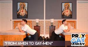 PRAY THE GAY AWAY - Based On The Zakar Twins' Bestselling Memoir