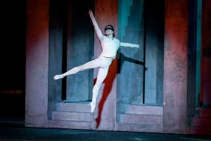Sergei Polunin Back In London For UK Premiere Of ROMEO & JULIET At The Royal Albert Hall