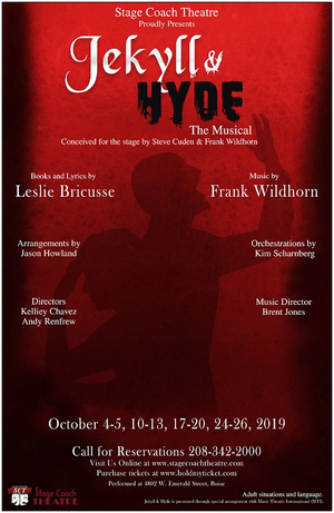 Stage Coach Theatre Presents JEKYLL & HYDE