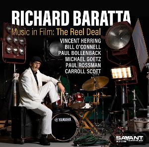 Film Producer and Drummer Richard Baratta Releases Studio Debut