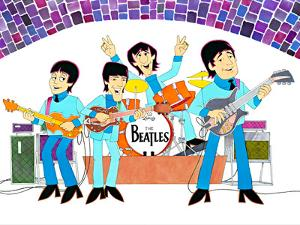 Beatles Cartoon Pop Art Show Featuring Animator Ron Campbell is Coming To Roswell