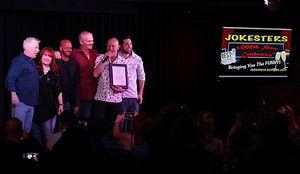 Las Vegas Celebrates Jokesters Comedy Club Day