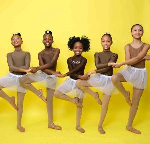 Philadelphia's Chocolate Ballerina Company Brings Dance To Black Communities