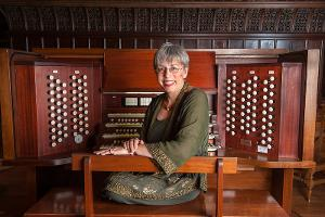 Renowned Organist Gail Archer Performs A Slavic Celebration: A Trio Of New York City Concerts Of Contemporary Organ Music