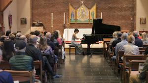 BRILLIANCE & FERVOR: Beethoven, Rachmaninoff, Scarlatti & More is Coming to Revelation Gallery