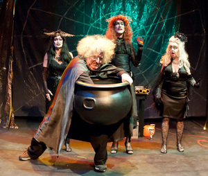 Village Halloween Costume Ball Puts New Spin On Halloween