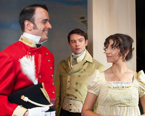 The Resident Theatre at Edge of the Wood Will Present PRIDE AND PREJUDICE