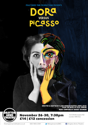 Fractured Time Productions Presents World Premiere Of DORA VERSUS PICASSO
