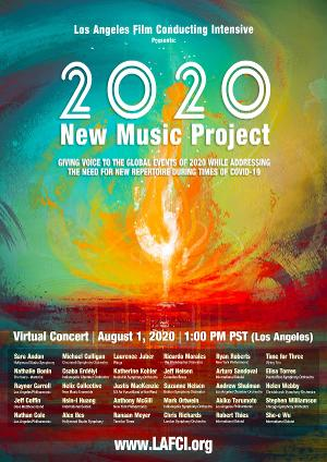 All-Star Roster Announced For 2020 New Music Project
