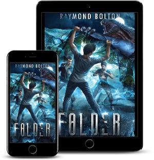 Raymond Bolton Releases New YA Sci-fi Fantasy 'Folder'