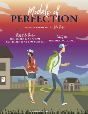 The Dare Tactic Presents MODELS OF PERFECTION