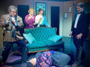 BLITHE SPIRIT to Open This Friday at Upright Theatre Company