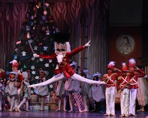 The New Orleans Ballet Association Presents THE NUTCRACKER