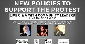 Black And Latinx Theatre Companies Of Dallas Host A Conversation About Dallas Police Reform
