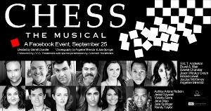 GCG Theatricals To LiveStream CHESS THE MUSICAL on Facebook