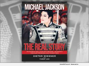 Dieter Wiesner Releases New Book MICHAEL JACKSON: THE REAL STORY
