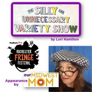 Comedian Lori Hamilton to Perform Live One-Woman Show at 2020 Virtual Rochester Fringe