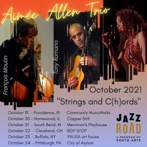 Aimée Allen Trio to Tour This Fall